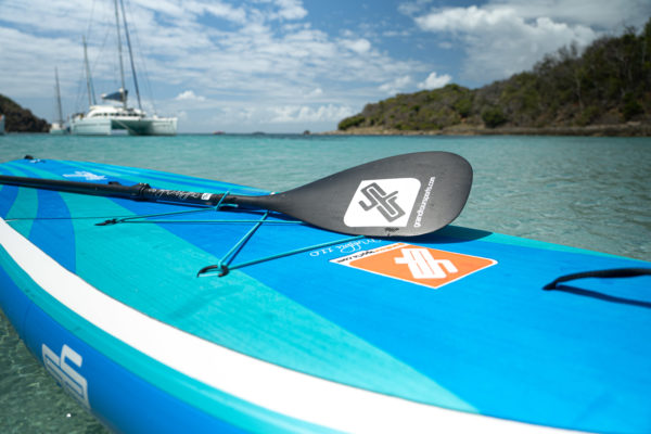 GTS MALIBU 11.0 SURF SUPBoard Paddle Sea