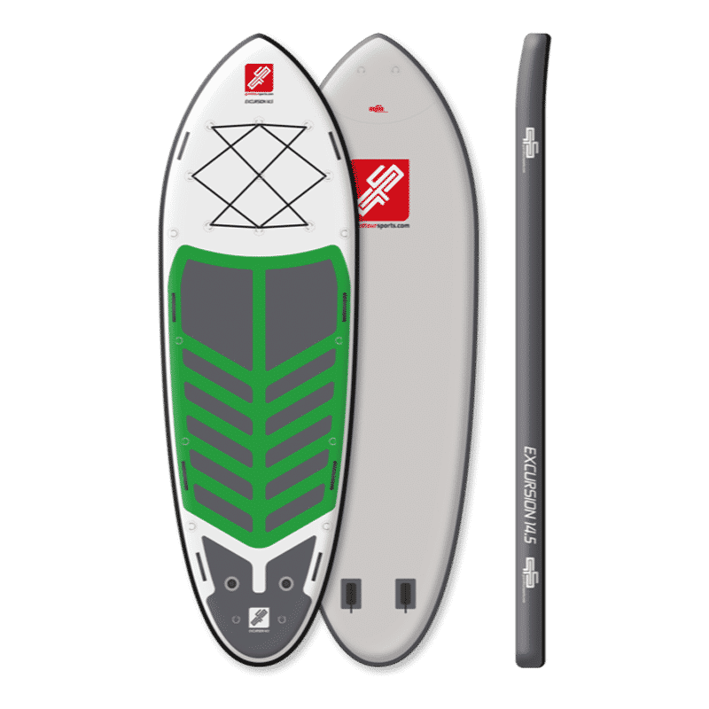 GTS Board EXCURSION 14.5 SUPBoard_Surfbrett Produktbild