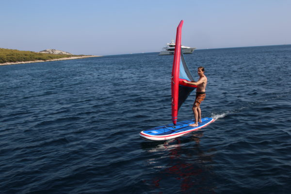 GTS MALIBU 11.0 SURF Surfboard Sail SUPBoard Sea
