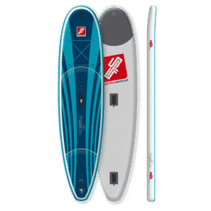 GTS MALIBU 11.0 SURF Surfboard Yoga Fitness Product Picture