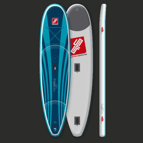 GTS MALIBU 11.0 SURF SurfBoard Yoga Fitness Imagen del producto