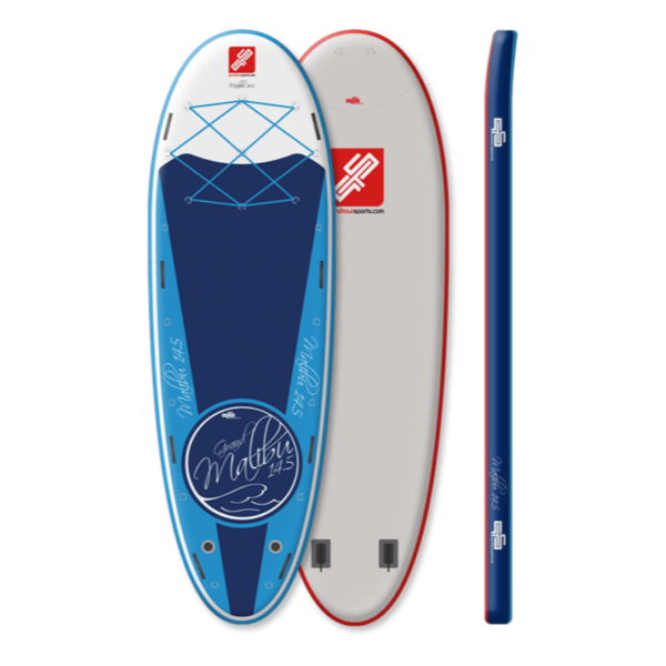 GTS SUPBoard Grand Malibu 14.5 Surfboard xxl Yoga Fitness Product picture