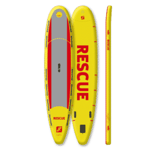 MALIBU RESCUE Product view Rescue board DLRG
