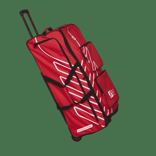 GTS Bolsa de viaje Accesorios de equipo de remo rojo Sideways Travel
