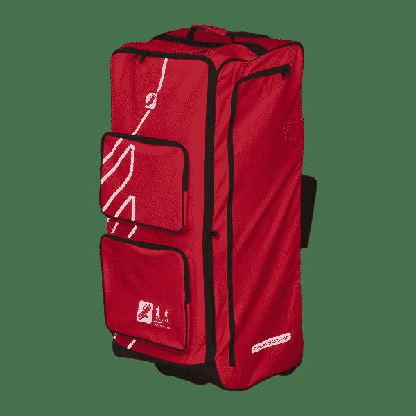 GTS Bolsa de viaje Accesorios de equipo de remo rojo lateral