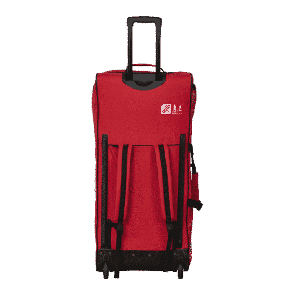 GTS Travel Bag Red Paddle Equipment Accessories Rear