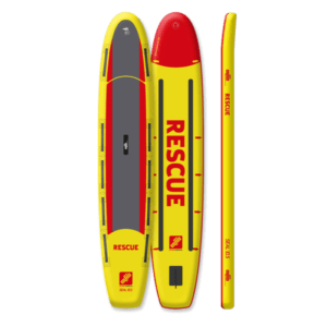 GTS SEAL II 10.5 RESCUE Rescue Board SUPBoard DLRG Red Yellow Product Picture