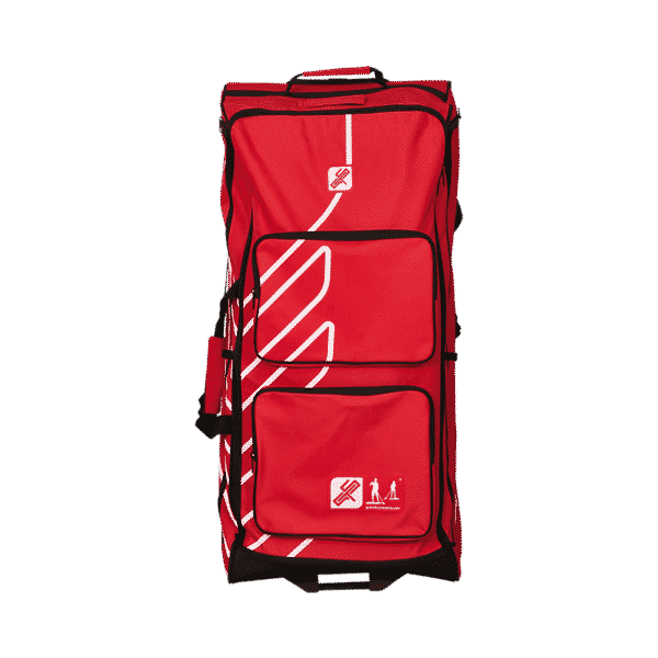 GTS Travel Bag Red Paddle Equipment Accessories Front