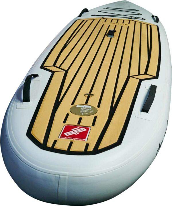 Cruiser_11.6-Planche de surf complète de l'arrière