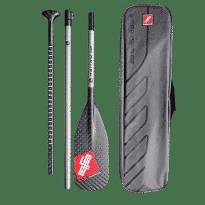 GTS NARROW 100 Pro (3 Teilig) produktbild vorne mit tasche