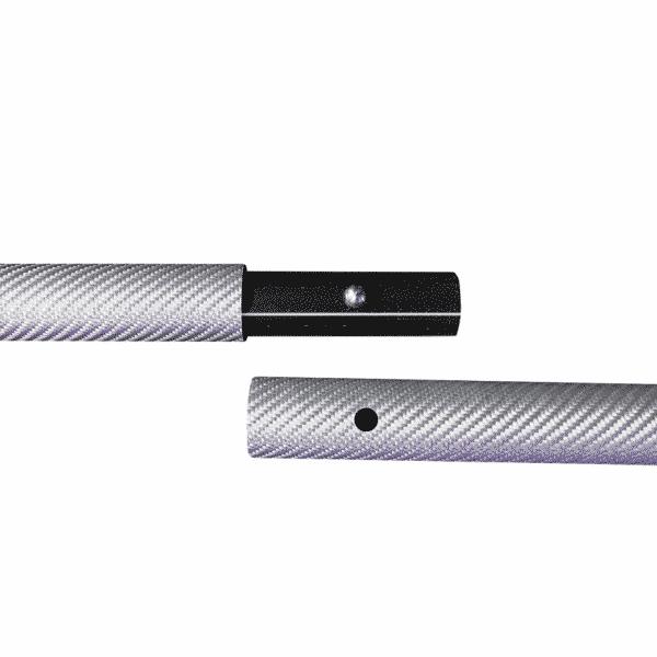 GTS NARROW 85 Pro (3 Teilig) Verbindung zusammenstecken