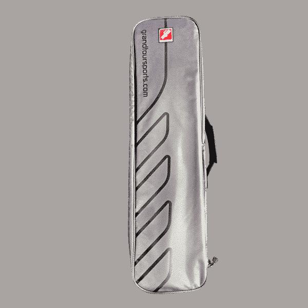 GTS Paddeltasche Geschlossen Grau Silber