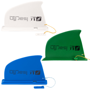 GTS FINNE ISAR Blue | White | Green Board Accessories