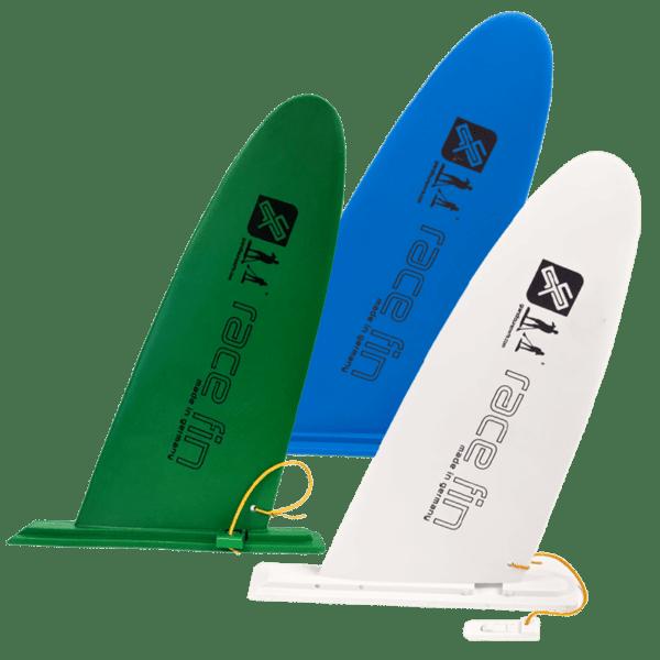 GTS Race Finne Bleu | Vert | White Board Accessoires