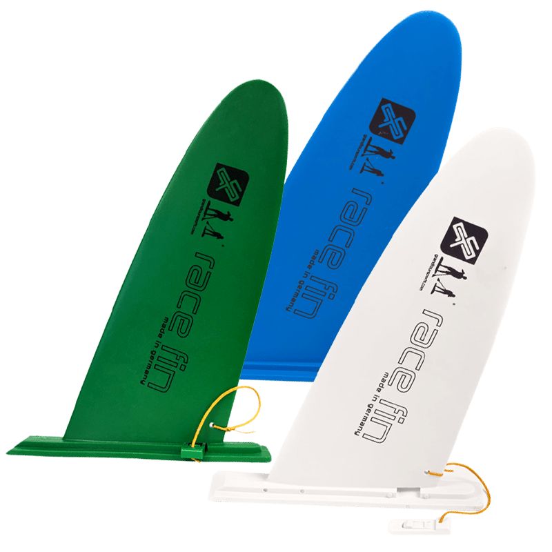 GTS Race Finn Blue | Green | White Board Accessories