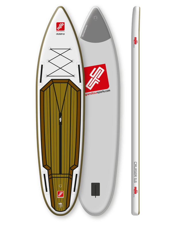GTS CRUISER_11-6_BB Paddleboard SUPBoard Surfboard Preview