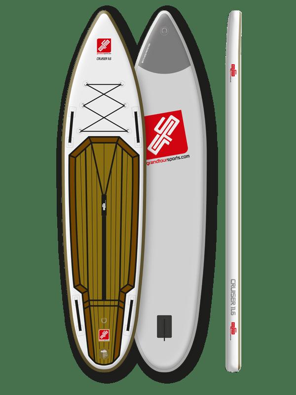 GTS CRUISER_11-6_BB Paddleboard SUPBoard Surfbrett Vorschau