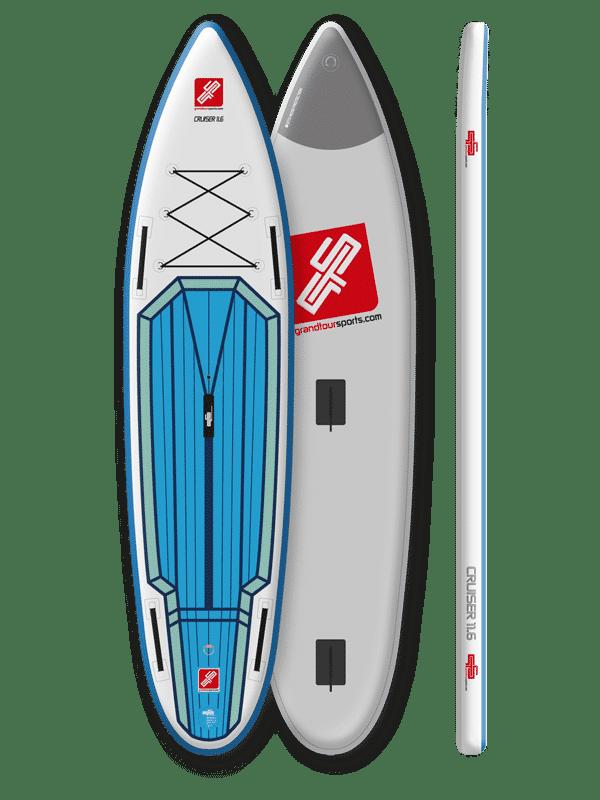 GTS CRUISER 11-6 SURF SUPBoard Opción Vista Previa