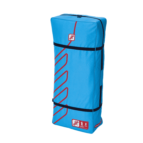 GTS Single bag in blue for SUP boards product sideways