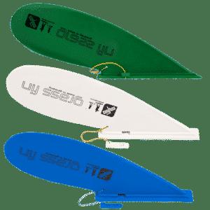 GTS Finne Grass | Grün | Blau | Weiß Sup Board Zubehör