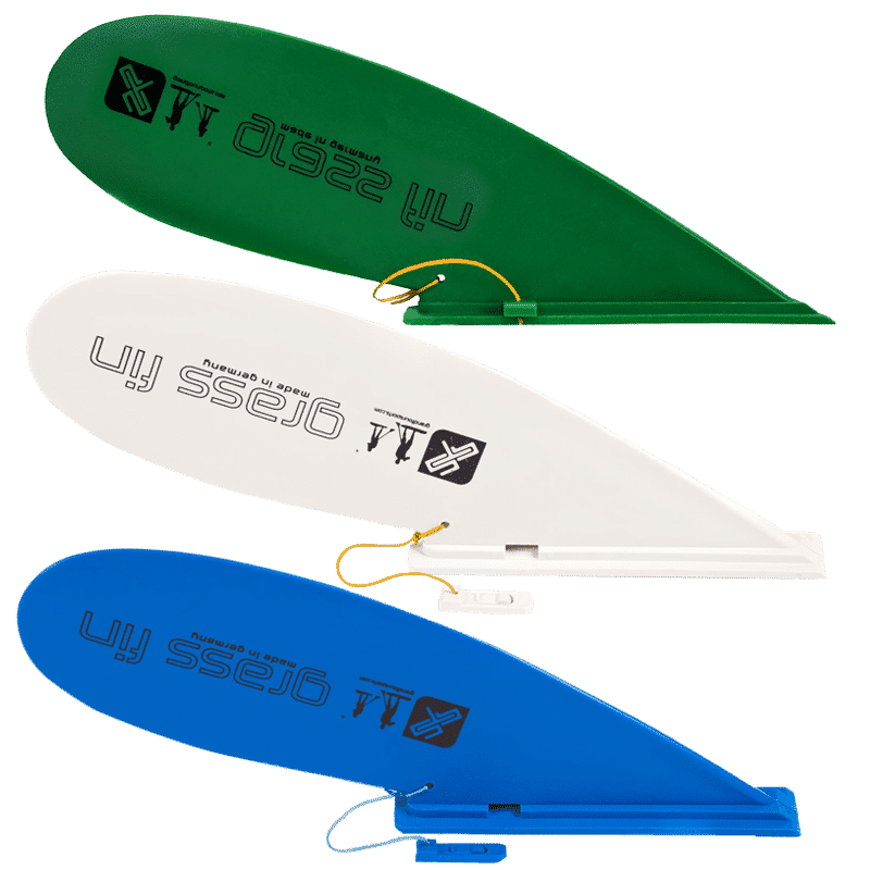 GTS FinnE Grass | Green | Blue | White Sup Board Accessories