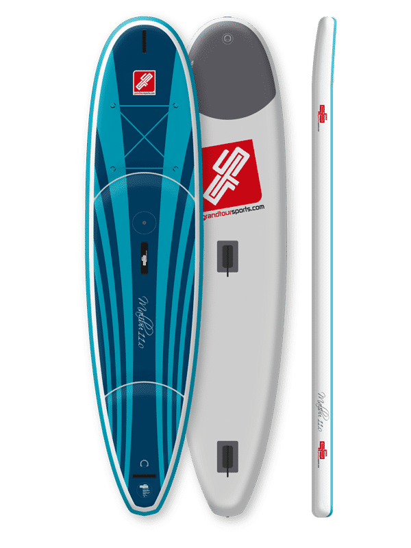 GTS MALIBU 11-0 SURF Sailing Option SUPBoard Surfboard Preview