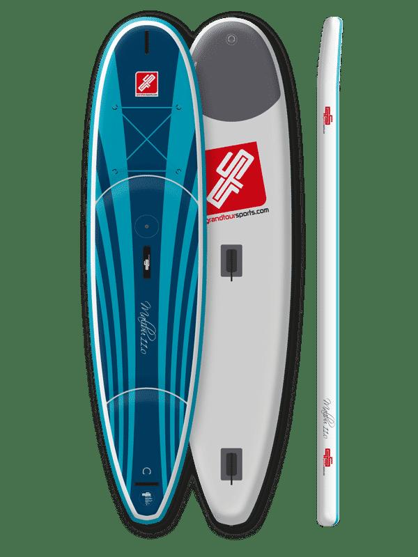 GTS MALIBU 11-0 SURF Opción de vela SUPBoard Surfboard Vista previa