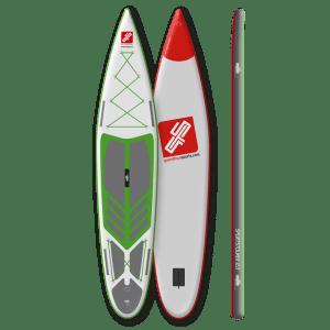 GTS Sportstourer 12 Surfbrett Supboard Green Produkt