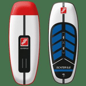 GTS Foil Board Scater 6.6 Wingboarder + Waveboarder