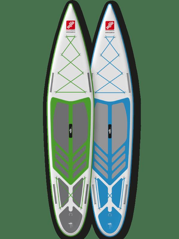GTS Sportstourer 12 Surfbrett Supboard Vorschau