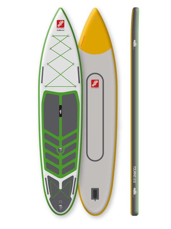 GTS TOURING 12-6_DCT SUPBoard Preview