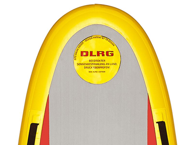 GTS Rescue Board Rettungsbrett DLRG Vorschau