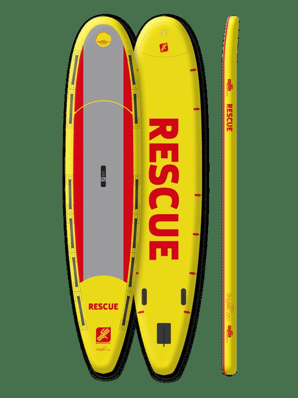 GTS MALIBU RESCUE Rescue Board DLRG Vista previa