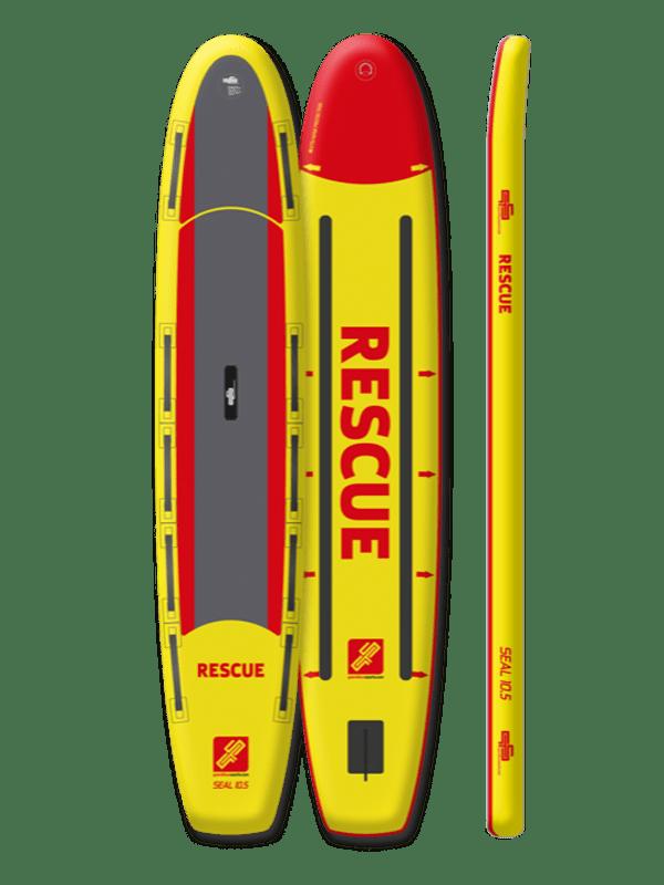 GTS SEAL II_RESCUE DLRG Rescue Board Preview