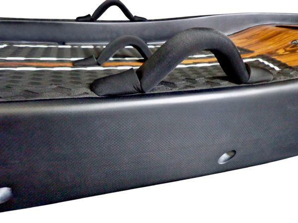 GTS Hardboard Handgemacht Realistisch Detailansicht Griffe