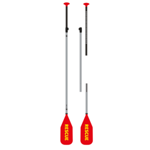 Paddel GTS N95 Rescue Produktbild Rot