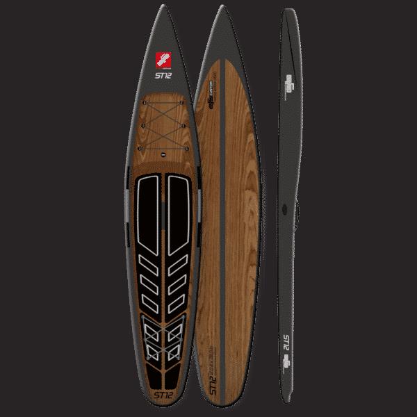 GTS Hardboard ST 12.0 Flat Water Produktbild