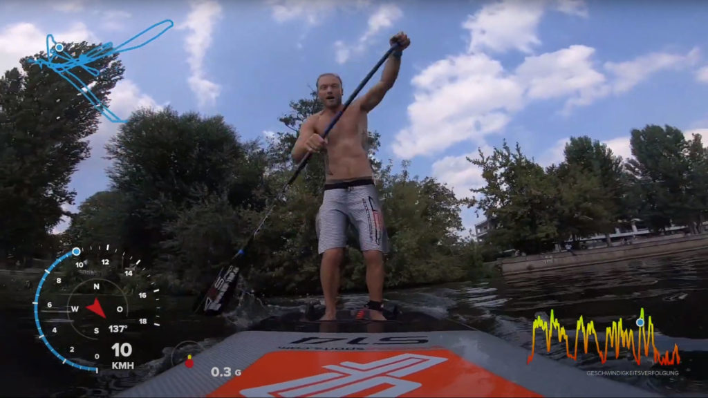 Mediateca Video GTS SUPBoards Race