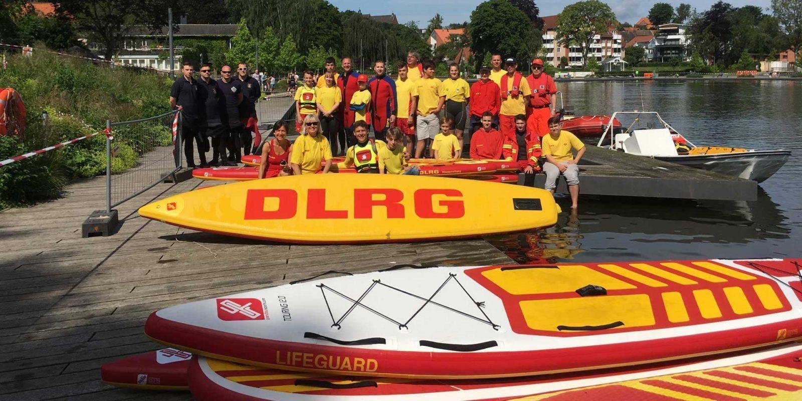 GTS-DLRG-Rettungsbretter-Lifeguard