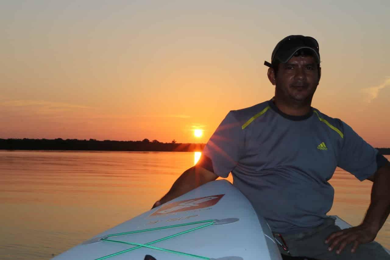 SUP Abenteuer auf dem Amazonas in Brasilien